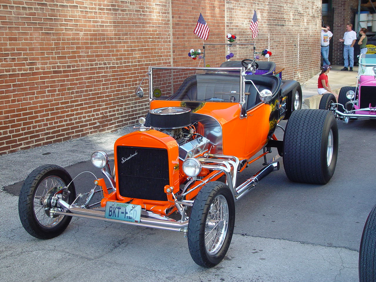 T Buckets Amp Hot Rods